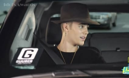 Justin Bieber Makes Cameo in CMT Awards Video