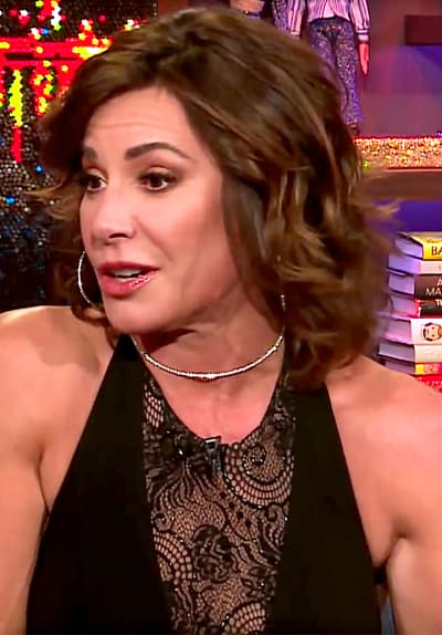 Luann de Lesseps on Watch What Happens