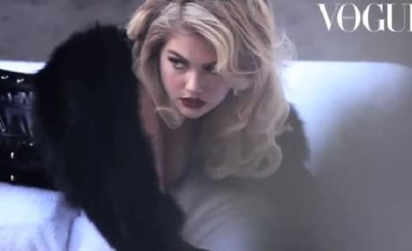 Which Kate Upton video do you like better?