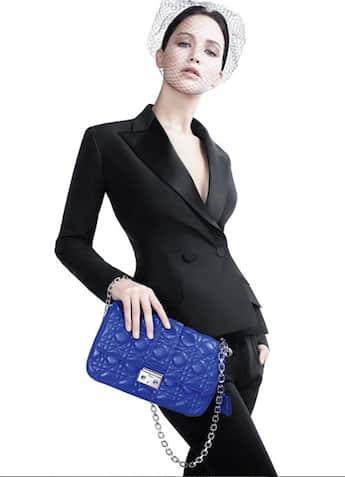 Jennifer Lawrence Dior Photo