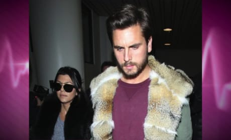 Scott Disick, Kourtney Kardashian Eloping?