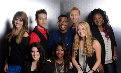 What was your favorite peformance from the American Idol Top 8 night?