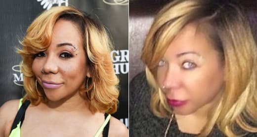 Tameka Tiny Cottle Changes Eye Color To Gray Via Controversial