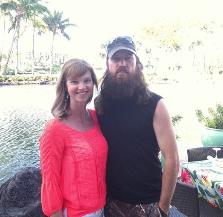 Duck Dynasty Star Jase Robertson Shaved His Beard For A Good Cause