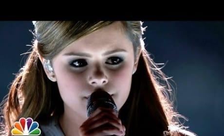 "Jacquie Lee: ""Angel"" - The Voice"
