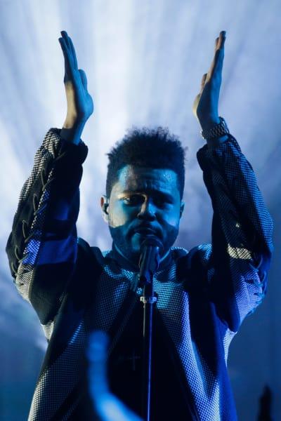 Weeknd Photo