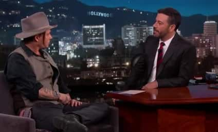 Johnny Depp to Jimmy Kimmel: I Will Bone Your Entire Audience