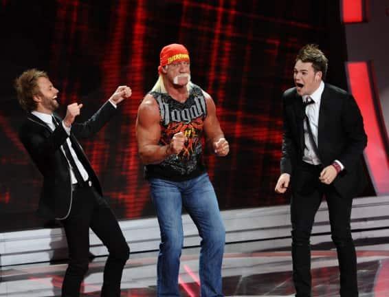 Hulk on Idol