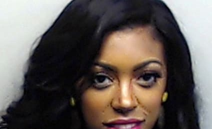 Porsha Williams Mug Shot: Most Glamorous Booking Photo Ever!