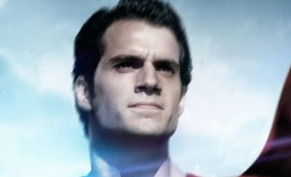 Man of Steel Character Posters: Superman, Jor-El, and Zod