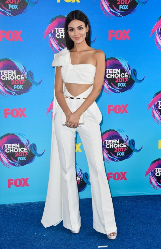 Victoria justice is served