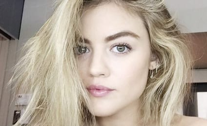 Lucy Hale Goes Blonde: Is She Still a Pretty Little Liar?