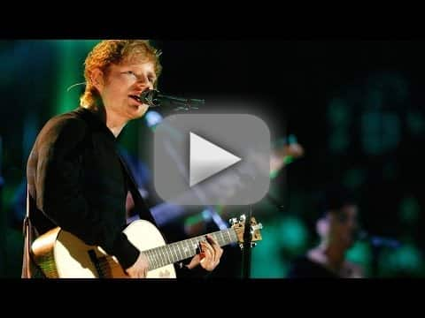 Ed Sheeran - Sing (The Voice)