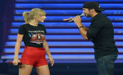 Taylor Swift Shocks Nashville Audience with Luke Bryan Duet