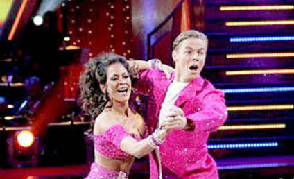 Dancing with the Stars Update: Brooke Burke is Confident, Joey Fatone is Mean
