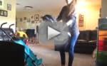 Jill Duggar Stroller Trick