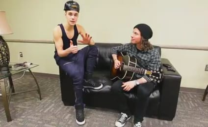 """Justin Bieber Celebrates Anniversary, Releases Acoustic Version of """"Take You"""""""