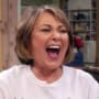 Roseanne barr cackles