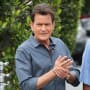 Charlie Sheen Actually Poses with Daughter: What Does She Look Like?