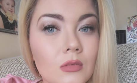Amber Portwood blond