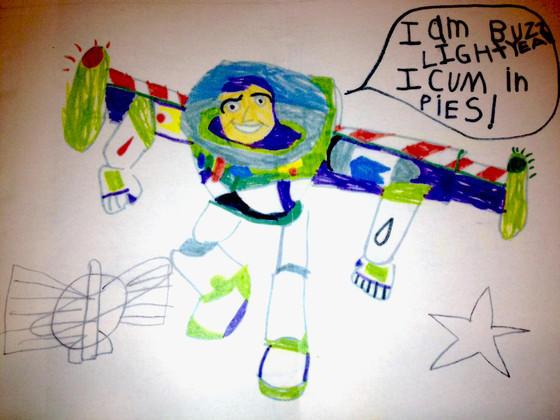 Buzz Lightyear FAIL!
