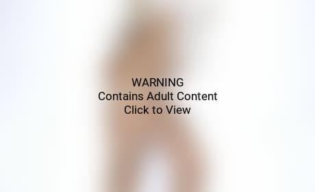 Lindsay Lohan No Pants Photo