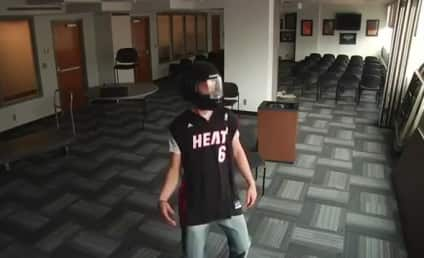 Minnesota Timberwolves Harlem Shake Video: Down With the Heat!