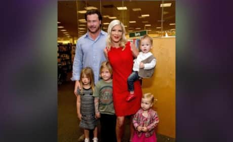 Tori Spelling: Things Getting Better With Dean!