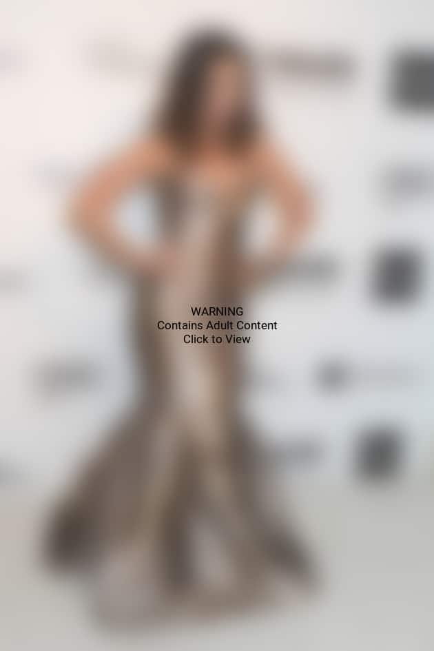 Vanessa Hudgens on Oscars Night