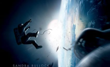 Gravity Poster: Don't Let Go!