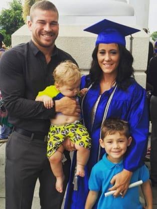 Jenelle Evans Graduates College!!