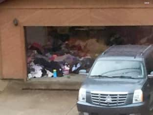 Leah Messer's Garage