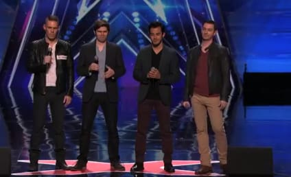 You've Never Seen a Boy Band Like This Before