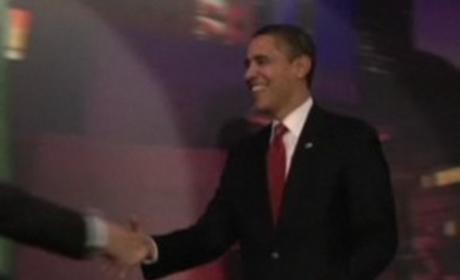 Barack Obama on the Tonight Show