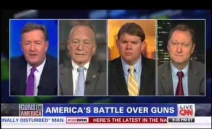 Piers Morgan Goes OFF on Pro-Gun Panel After Navy Yard Shooting