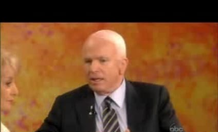 John McCain to The View: Kiss Off!