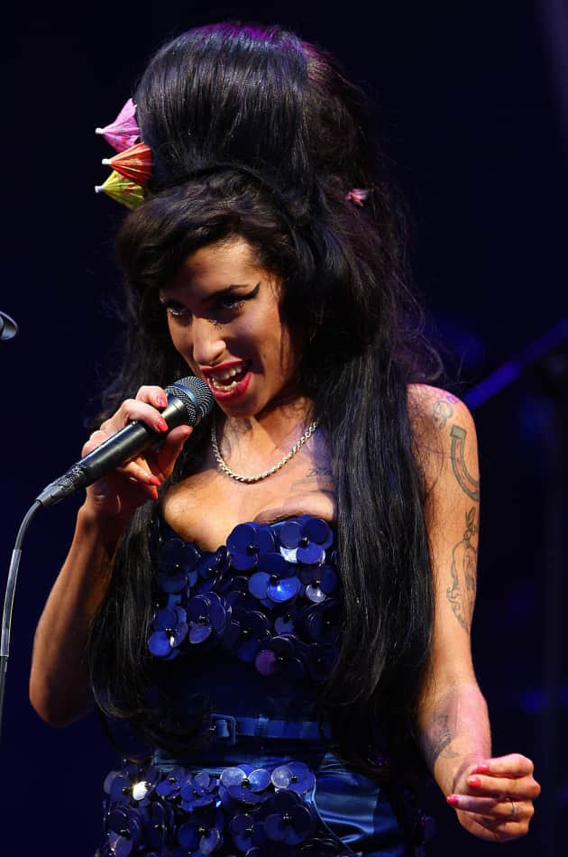 Rest in Peace Amy Winehouse