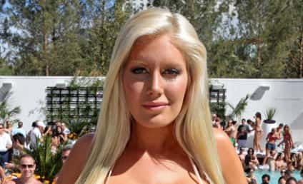 Heidi Montag Sex Tape: Shopped By Spencer Pratt!