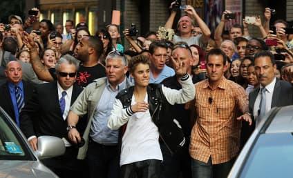 Justin Bieber Hits 25 Million Twitter Followers
