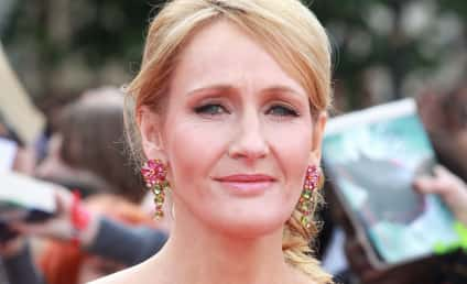 J.K. Rowling to Release New Harry Potter Story on Halloween! Which Villain is the Author Bringing Back?!
