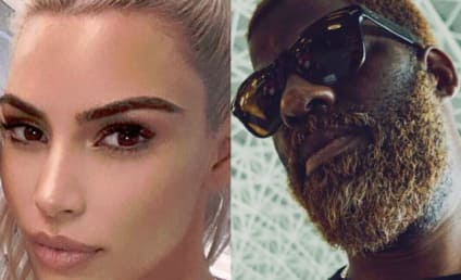 Kim Kardashian Goes OFF on Rhymefest: Keep Kanye's Name Out of Your Mouth!!