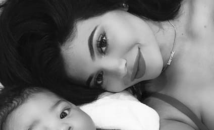 Stormi and Me: Kylie Jenner Shares First-Ever Selfies with Precious Daughter!