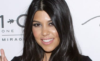Kourtney Kardashian and Drake: Being Set Up By Kimye!?