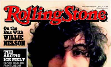 Dzhokhar Tsarnaev Rolling Stone Cover