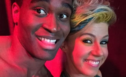Jodie Sweetin Dancing With The Stars Injury: I Didn't Want To Be Done!