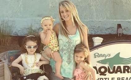 Leah Messer and Jeremy Calvert: Headed For Divorce? See Her Telling Tweet ...