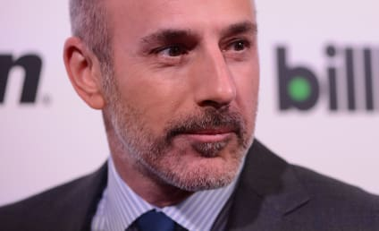 Happy 56th Birthday, Matt Lauer!