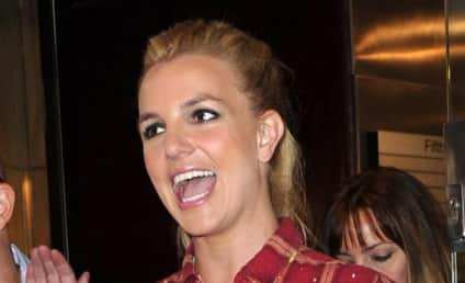 Britney Spears: Rocking Engagement Ring! Still Not Engaged to Jason Trawick!