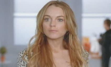 Lindsay Lohan Returns to Ugly Betty