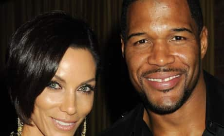 Nicole Murphy Speaks on Michael Strahan